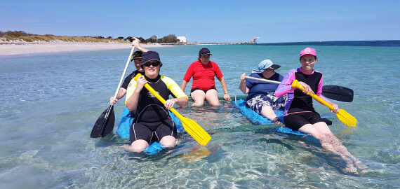 Term Four 2021 – All Abilities Recreation Outdoor Challenges